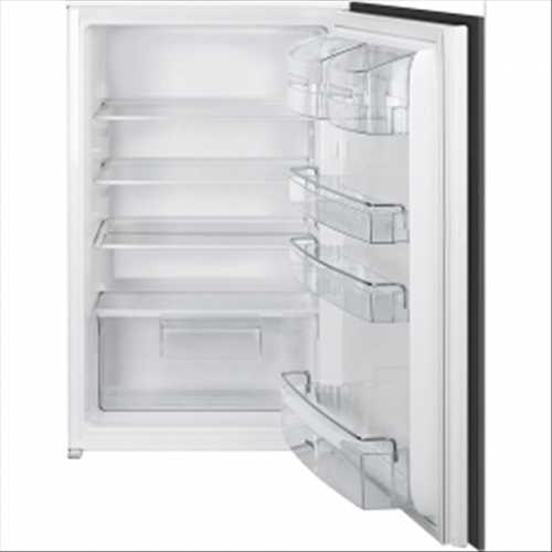 Smeg Fully integrated 900mm high in-column fridge