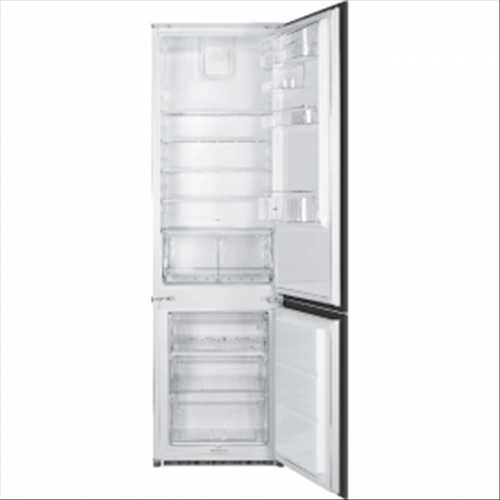 Smeg In-column integrated 70/30 fridge freezer