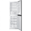 Smeg In-column integrated 50/50 fridge freezer