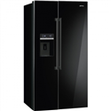 Smeg American side-by-side fridge freezer