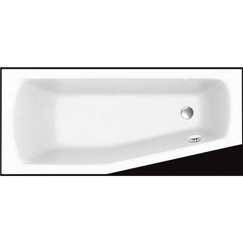 Smart Super strong acrylic space saver bath