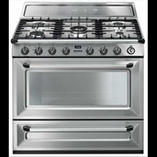 Smeg - Victoria Single Cavity TR90 Range Cooker