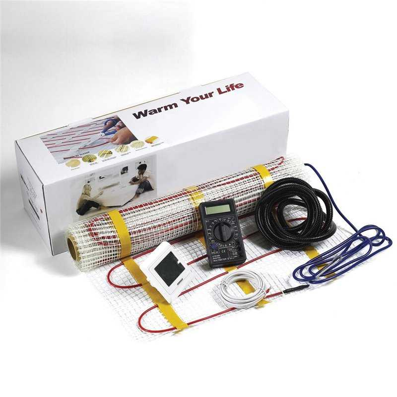 Comunder Floor Heating Uk : Flooring Underfloor Heating Underfloor Heating Kit - Bretton Park