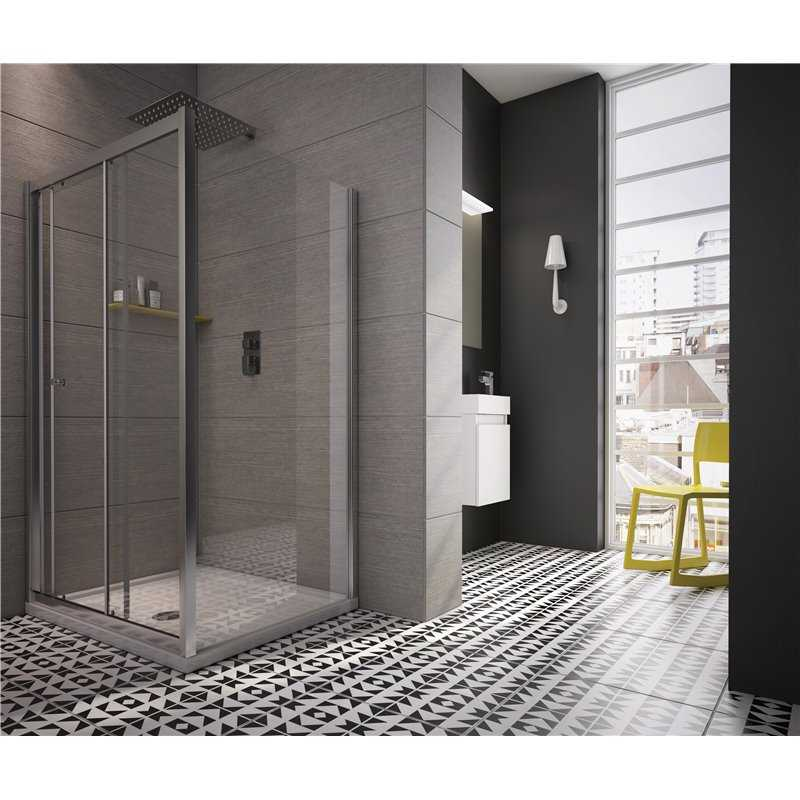 Rio Sliding Door Shower Enclosures - Bretton Park