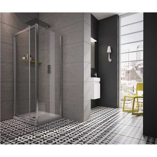Rio Pivot Shower Door - Bretton Park