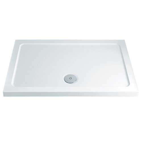 Low Profile Rectangle Shower Trays 40mm