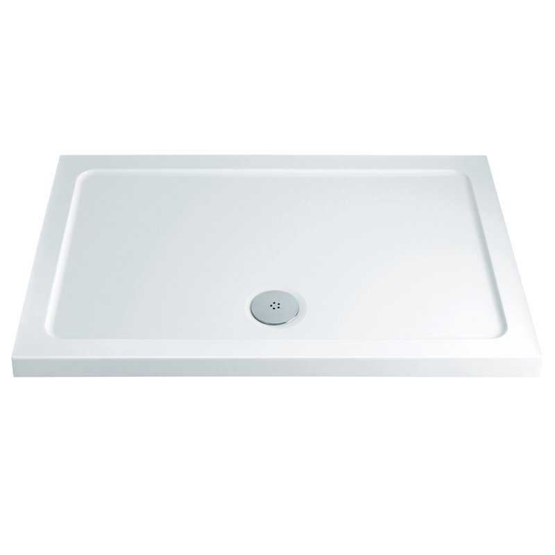 Low Profile Rectangle Shower Trays 130mm