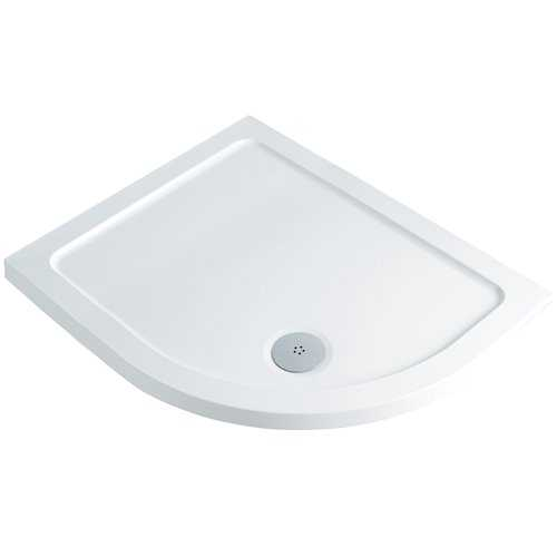 Low Profile Quadrant Shower Trays 130mm - Bretton Park