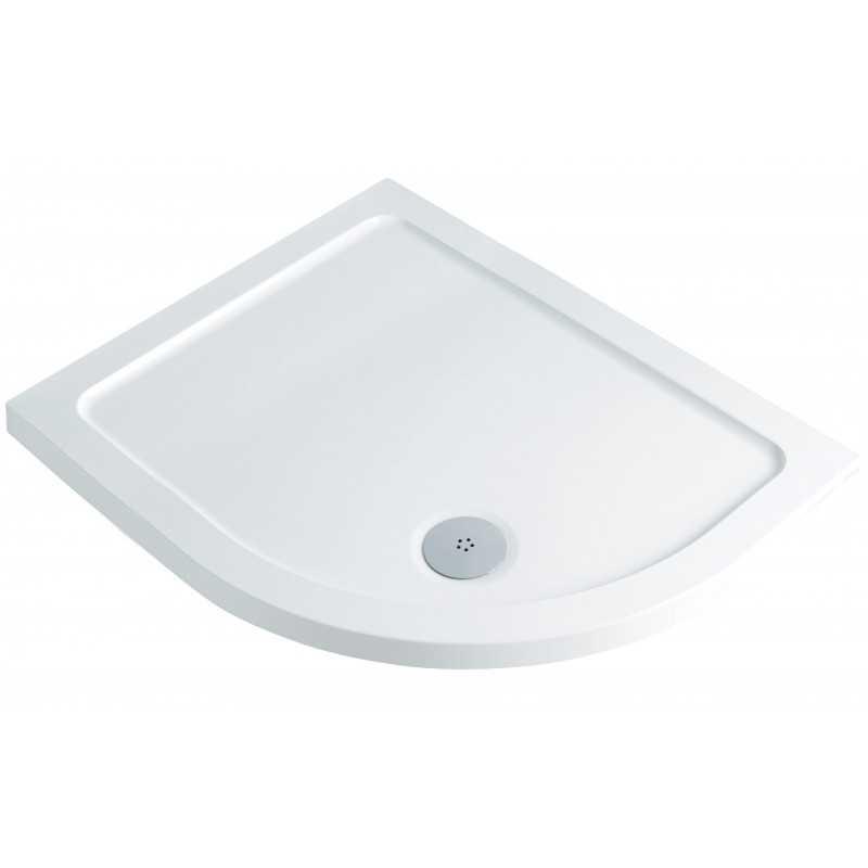 Low Profile Quadrant Shower Trays 130mm