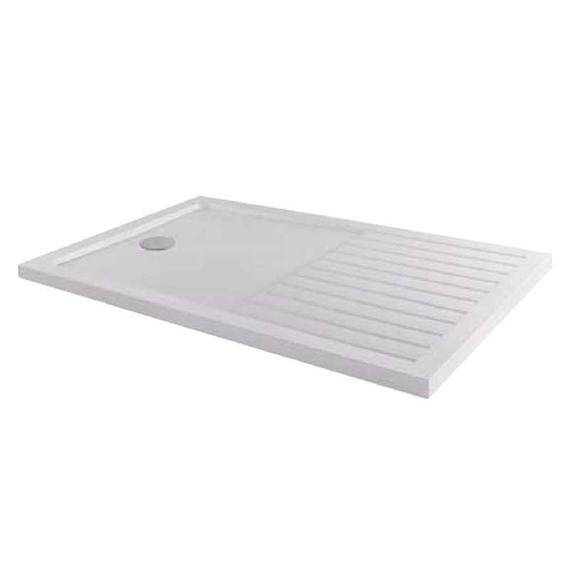 Low profile trays with drying area 135mm