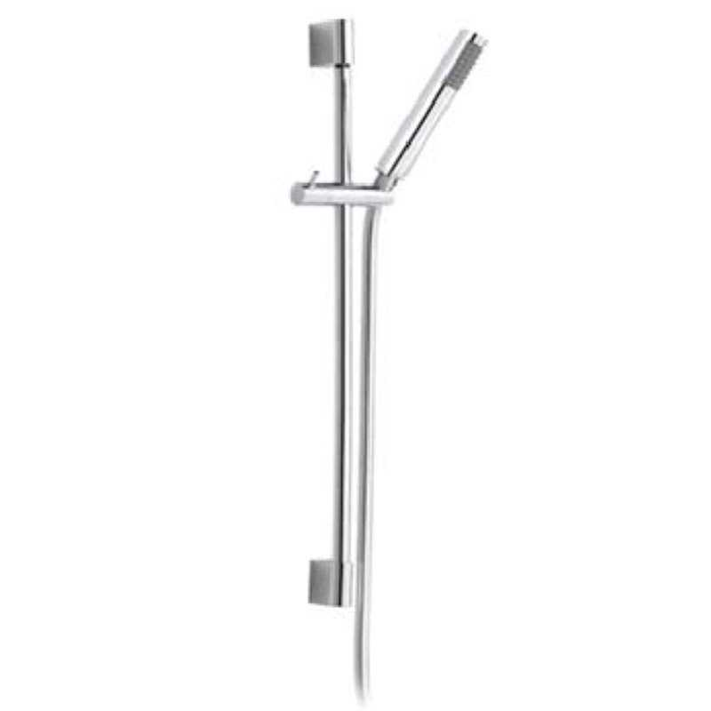 Bretton Park Contemporary slide rail shower kit