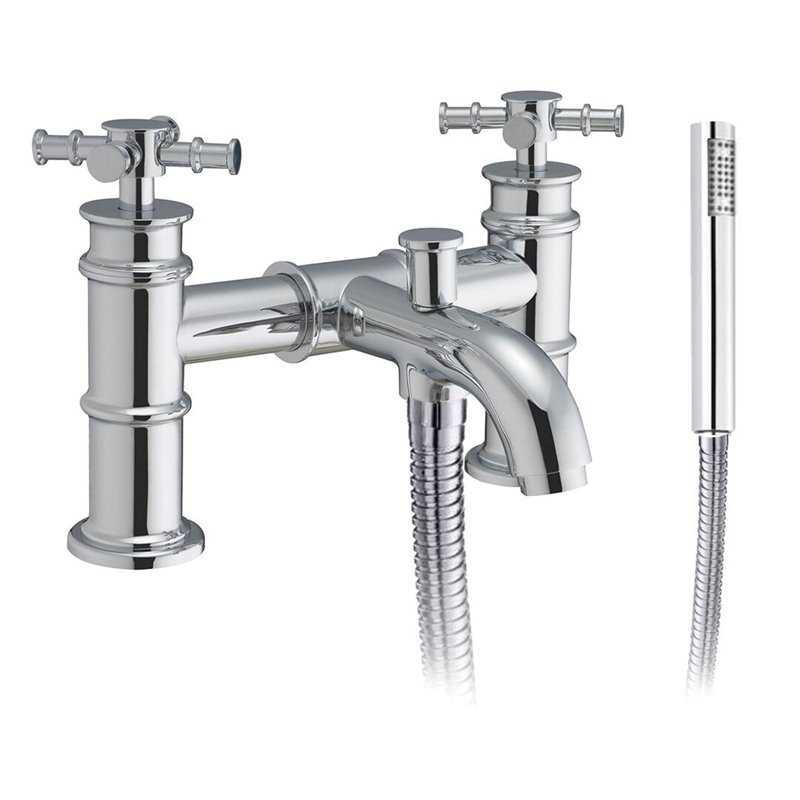 Bretton Park - Georgian Bath Shower Mixer