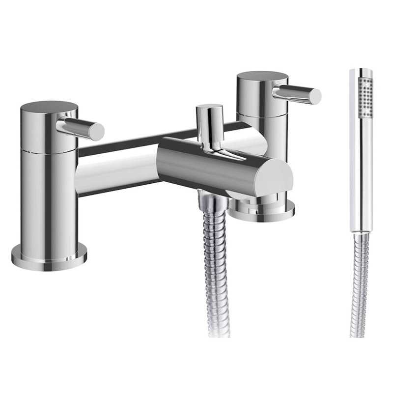 Bretton Park - Indigo Bath Shower Mixer