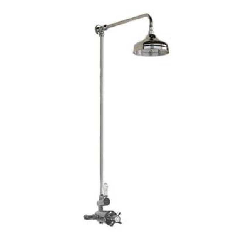 Bretton Park Imperial thermostatic shower kit