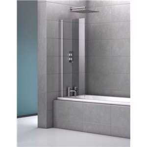 Bretton Park - Genoa Single Frameless Bath Screen