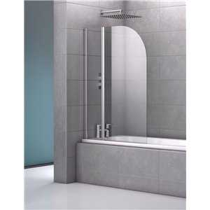Bretton Park - Modus Single Curved Bath Screen