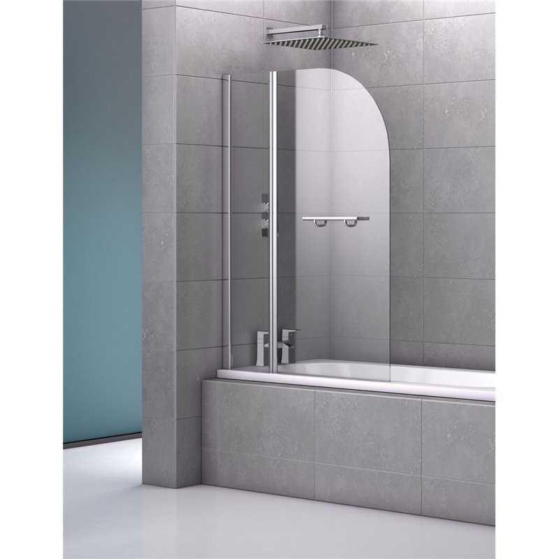 Bretton Park - Modus Double Curved Bath Screen