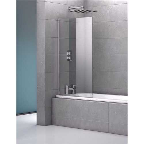 Modus Single Rectangular Bath Screen - Bretton Park