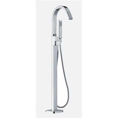 Bretton Park Flusso floorstanding bath shower mixer