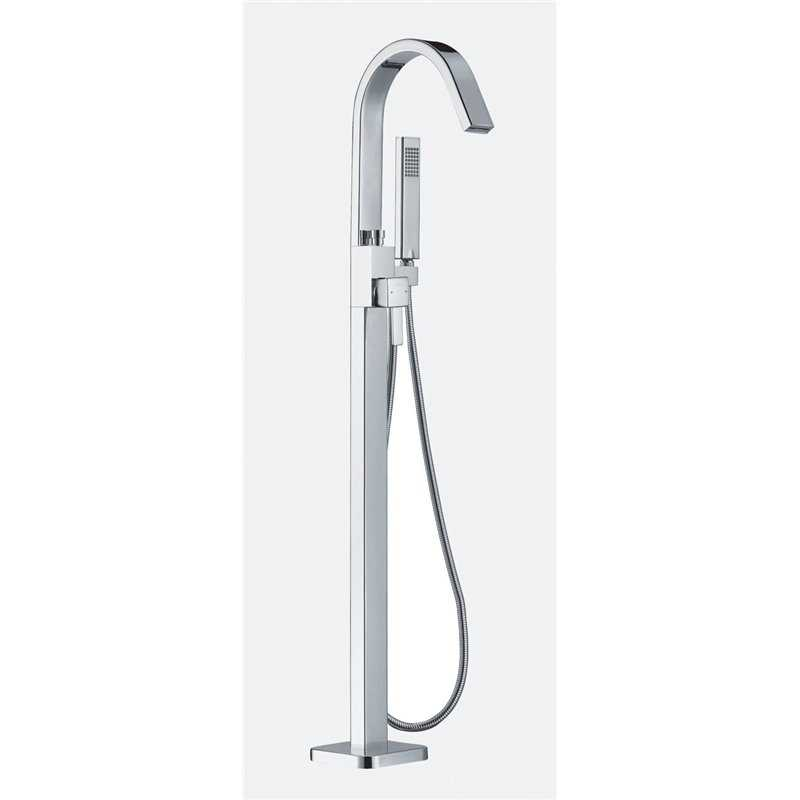 Bretton Park Flusso floorstanding bath shower mixer