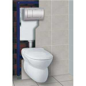 Bretton Park 1200 concealed cistern & mounting frame