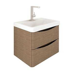 Bretton Park Envy 600 composite resin basin