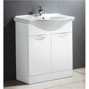 Bretton Park Leticia 550 slab ceramic basin