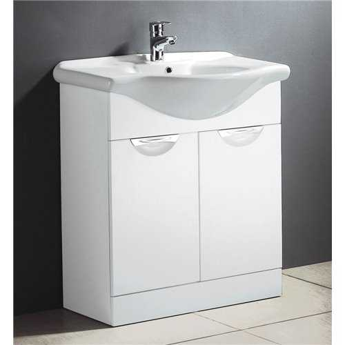 Leticia 550 Slab Ceramic Basin - Bretton Park