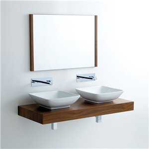 Bretton Park Oceanus counter top basin basin
