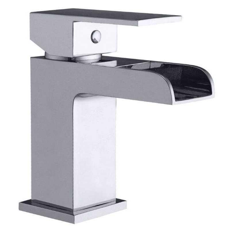 Kitchen Fittings Direct Voucher Code: Ingot Waterfall Basin Mixer