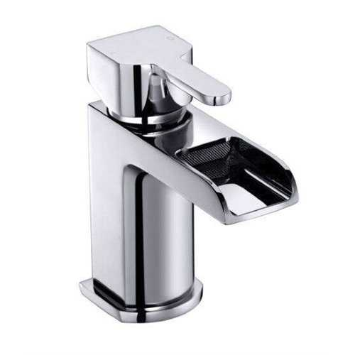 River Waterfall Basin Mixer - Bretton Park