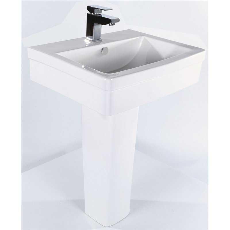 Bretton Park Angelica basin & pedestal