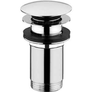 Abode Basin Clicker Waste - Slotted in Chrome