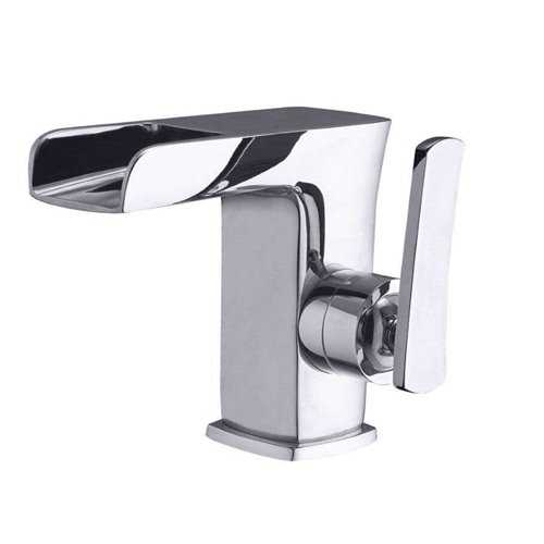 Lagoon Waterfall Basin Mixer - Bretton Park