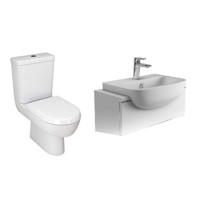 Bretton Park Appleton Traditional Toilet Pack