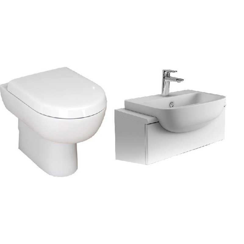 Bretton Park Appleton Back to Wall Toilet Pack