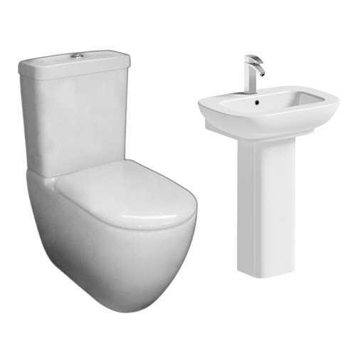 Bretton Park Oakworth Traditional Toilet Pack