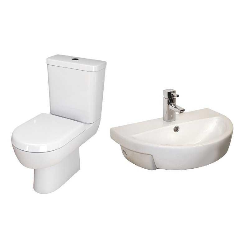 Bretton Park Helmsley Traditional Toilet Pack