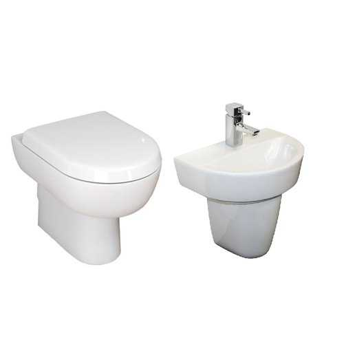 Bretton Park Helmsley Back to Wall Toilet Pack