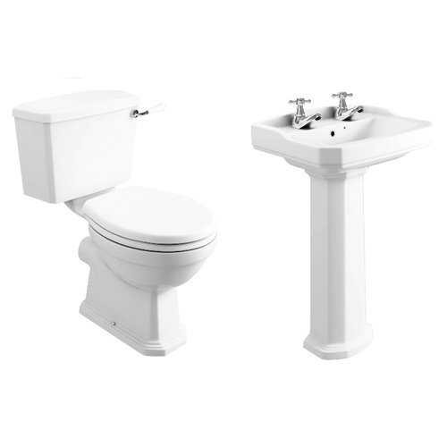 Middleton park toilets