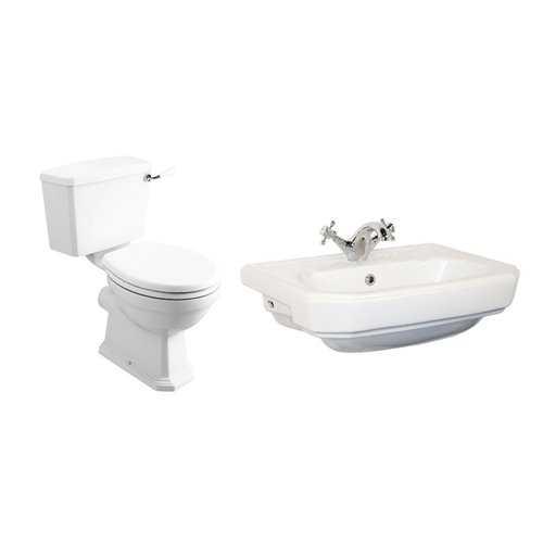 Bretton Park Middleton Traditional Toilet Pack