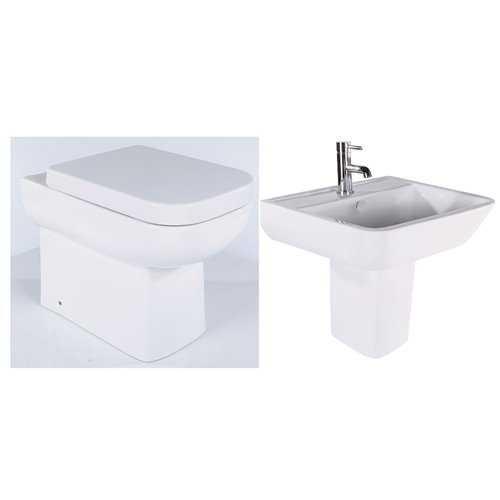 Bretton Park Alchesmist Back to Wall Toilet Pack