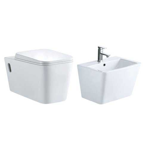 Bretton Park Epernay Wall Hung Toilet Pack