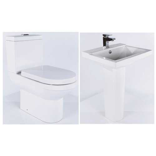 Vergo Traditional Toilet Pack - Bretton Park
