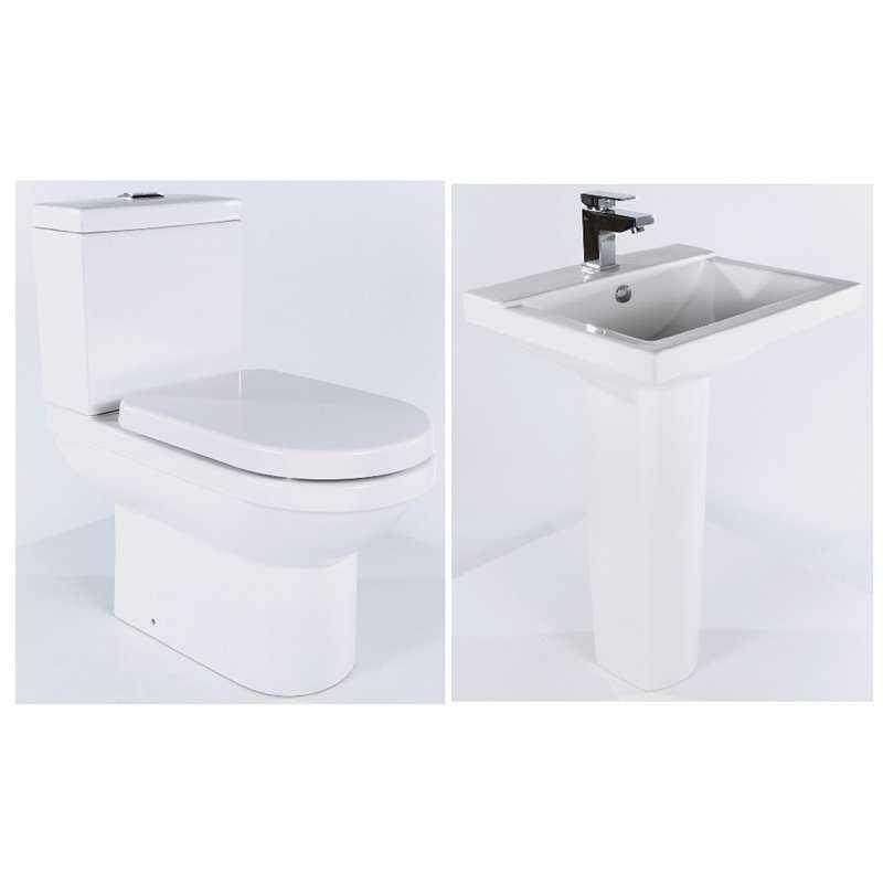 Bretton Park Vergo Traditional Toilet Pack