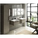 Bretton Park 1 Drawer Vanity Unit Lisbon