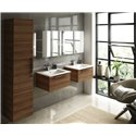Bretton Park 1 Drawer Vanity Unit Venice