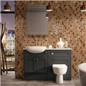 Bretton Park Cloakroom Base Unit Monaco
