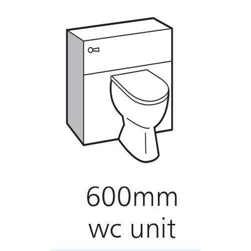 Bretton Park Cloakroom WC Unit