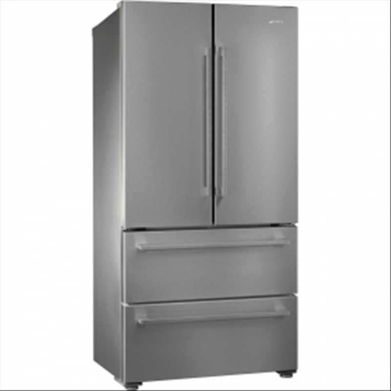 Smeg 2 drawer, 2 door refrigerator/freezer